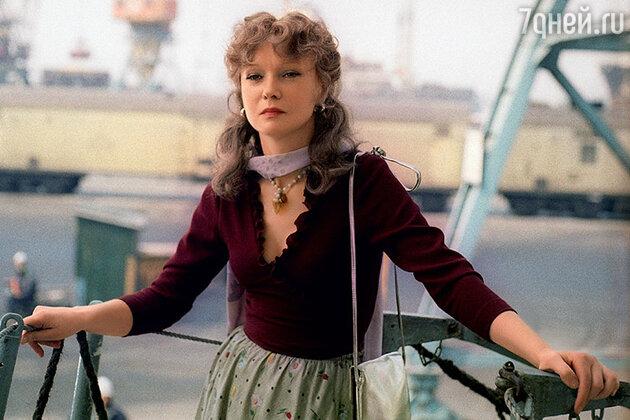 Людмила Гурченко  в фильме «Любимая женщина механика Гаврилова». 1981 г.