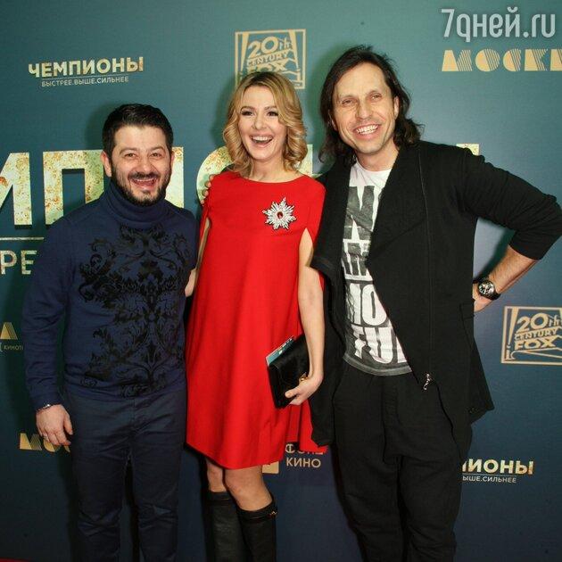Михаил Галустян, Мария Кожевникова, Александр Ревва