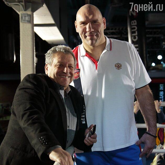Борис Грачевский, Николай Валуев