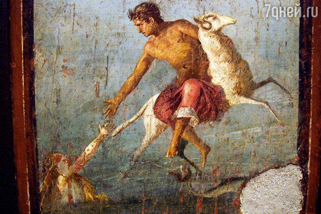 На Востоке овца — символ театра. Это животное часто встречается в легендах и мифах  Древней Греции