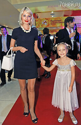 Актриса сериала «Папины дочки» Катя Старшова с мамой