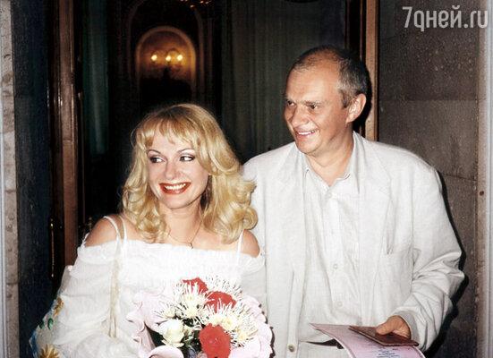 Мой будущий муж Саша был зятем Михаила Ульянова. (Свадьба Ирины и Александра)