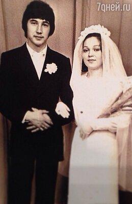 Родители Алсу Ралиф и Разия Сафины