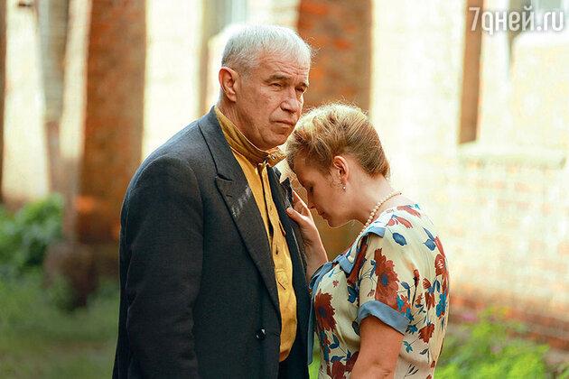 Сергей Гармаш  и Анна Табанина