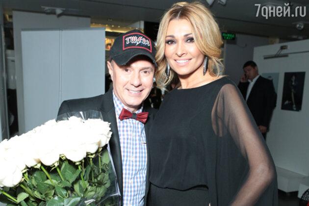 Александр Шевчук и Анжелика Агурбаш
