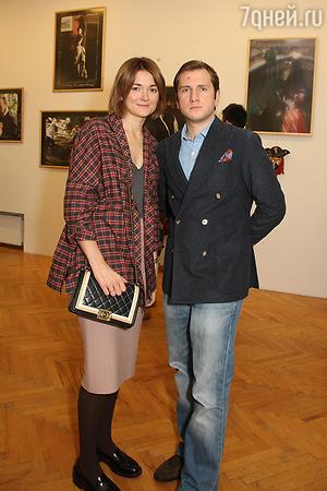Надя Михалкова и Резо Гигинеишвили