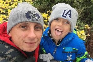 ВИДЕО: Вадим Галыгин исполнил мечту сына