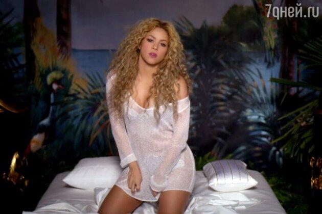 Совместный клип Шакиры и Рианны на песню «Can't Remember to Forget You» 2014