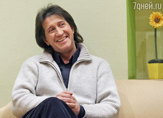 19 февраля Олегу Митяеву исполняется 55 лет