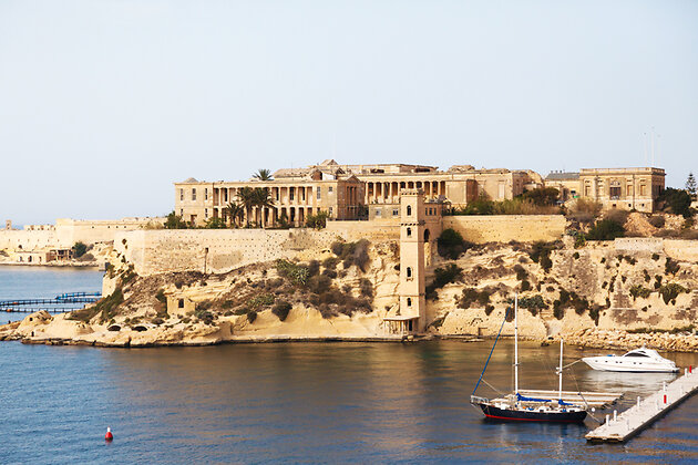 Госпиталь Биги, Мальта