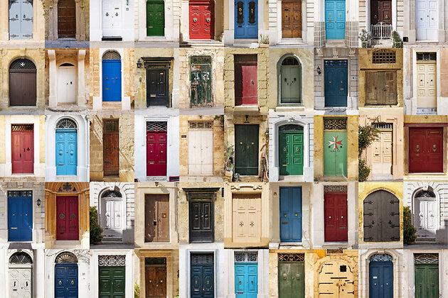 Двери Мальты