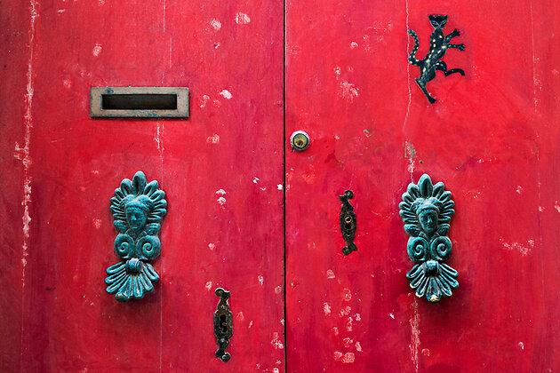 Дверь, Мальта