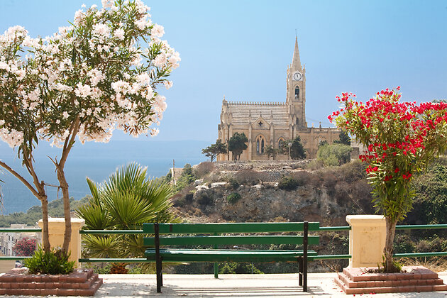 Церковь, Мальта