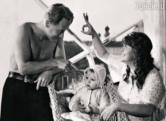 Наталья Гундарева и Виктор Проскурин в картине «Однажды двадцать лет спустя»