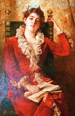 Николай Стахеев увидел портрет жены художника Маковского и буквально заболел. Он многое отдал бы, чтобы им обладать, но картина не продавалась