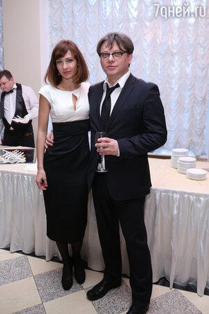 Валерий Тодоровский на премии Ассоциации продюсеров