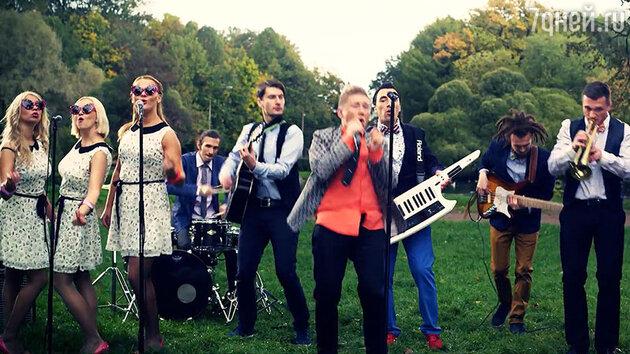 Клип группы «Марсель» на песню «Улыбается»