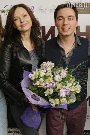 Родион Газманов и Ирина Безрукова