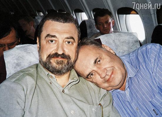 Эльдар Рязанов часто звонил Грише, как палочке-выручалочке