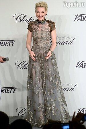 Кейт Бланшетт в платье от Valentino