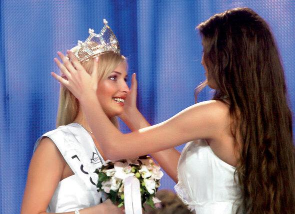 Я — Мисс Россия. 15 декабря 2006 г.