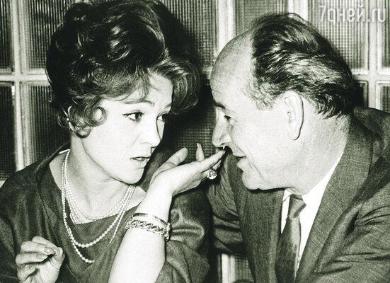Первый брак Сары с режиссером Энтони Манном продлился четыре года