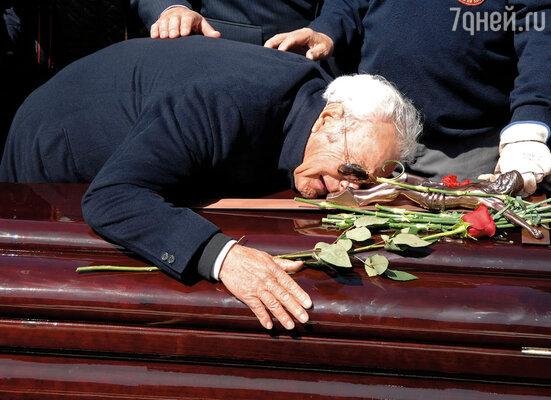 Джанкарло Виола дель Дука остался предан своей Сарите до конца