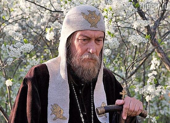 Игумен Соловецкого монастыря Филипп был единственным в России человеком, который решился выступить против кровавого безумия... (Кадр из фильма «Царь», в роли Филиппа - Олег Янковский)