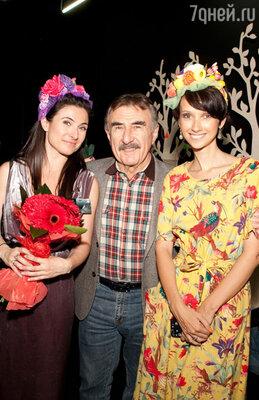 Наталья и Леонид Каневские, Анастасия Цветаева