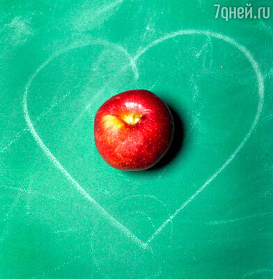 Эволюция яблока