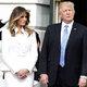 Образ дня: Мелания Трамп в Karl Lagerfeld