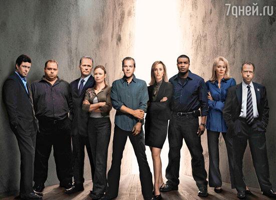 Кадр сериала «24»