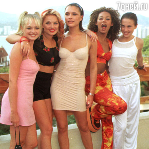 �������� ������ �  ����������� Spice Girls: ����� ���������, ����� �� ������, ��� �� � ��� ��. 1998 �.