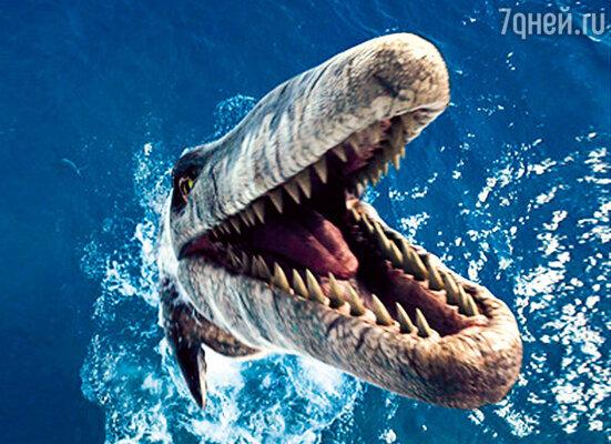 Кадр фильма «Чудища морей 3D: Доисторическое приключение»