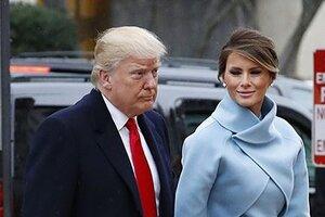 Образ дня: Мелания Трамп в Ralph Lauren