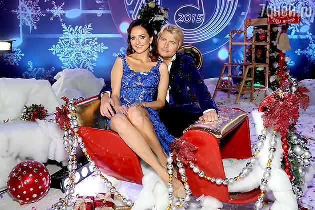 Николай Басков со своей девушкой Софи