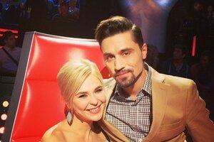 Билан станцевал на кресле во время шоу «Голос»