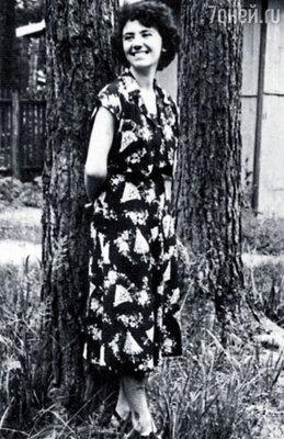 Моя мама Татьяна Путиевская