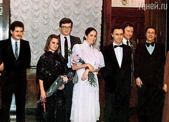 Наша свадьба. Между мной и отцом — Андрей Миронов