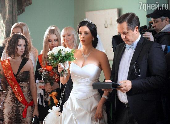 «Сладкая месть» персонажа Андрея Соколова — свадьба с героиней Лидии Арефьевой