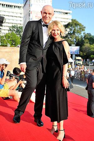 Сергей Мазаев с супругой Галиной