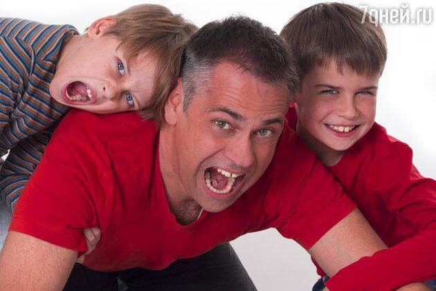 Советы для пап: как правильно решать конфликты с детьми