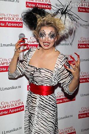 Лена Ленина на мероприятии «Конец Света» в 2012 году