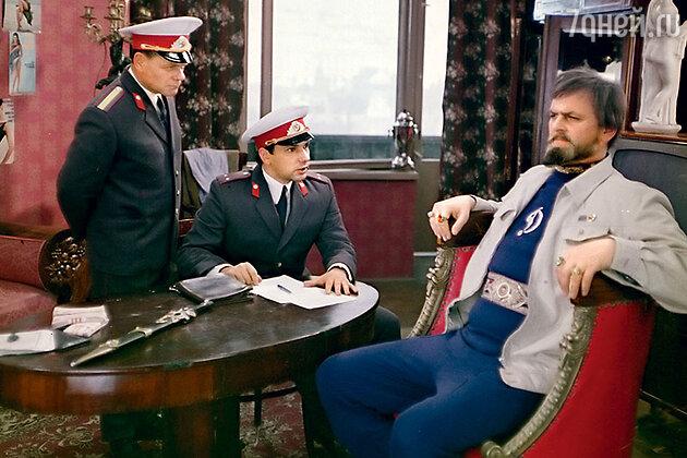 Юрий Яковлев в фильме «Иван Васильевич меняет профессию». 1973 г.