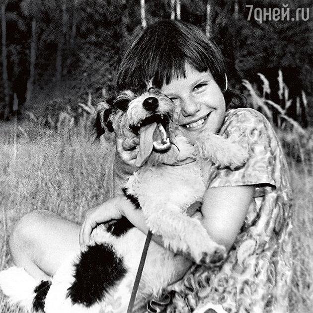 Александре Захаровой 8 лет