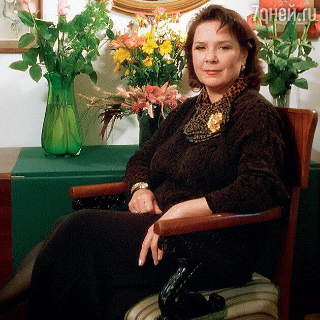 Лариса Ивановна Голубкина