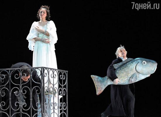Спектакль «Маскарад» в Театре Вахтангова