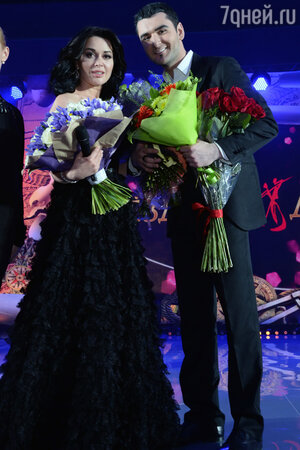 Анастасия Заворотнюк и  Станислав Попов