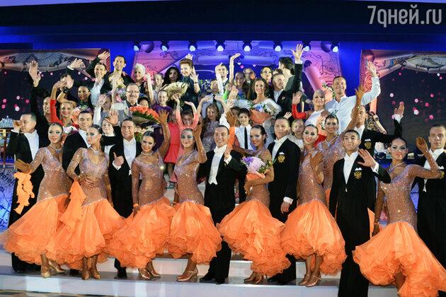 «Звездный Дуэт – Легенды Танца!»