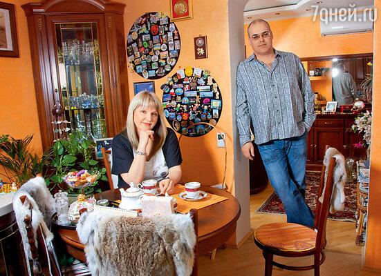 «У нас с Андреем Литягиным особый союз — мы всегда предпочитали жить отдельно. Так что дети не внесут изменений в наши отношения»